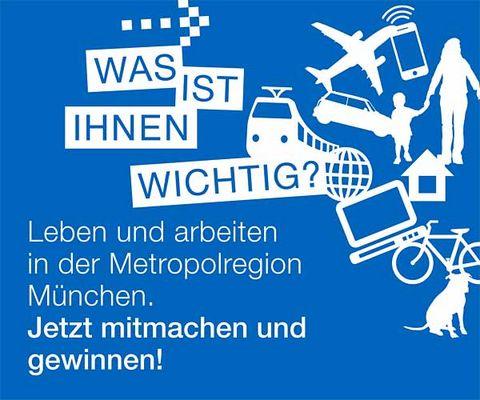 Foto: Werbeflyer für TUM-Umfrage