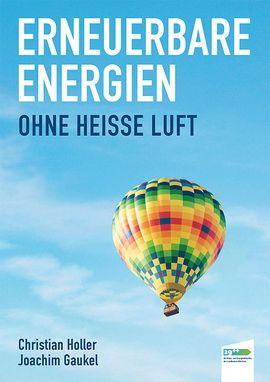 """Foto: Buchtitel """"Erneuerbare Energien"""""""