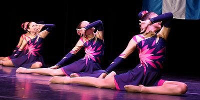 Foto: Tanzgruppe