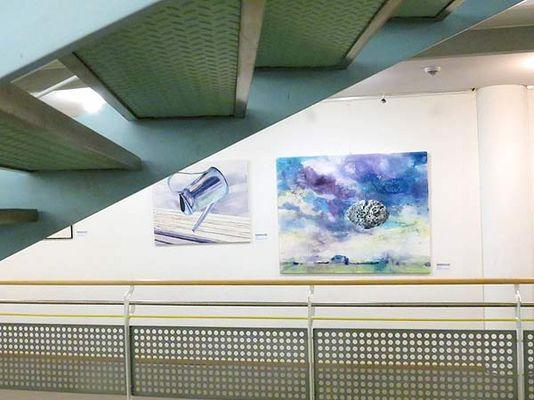 Foto: Ausstellung im Landratsamt