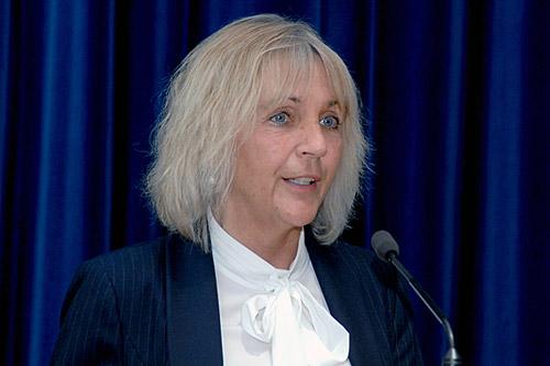 Foto: Auftaktveranstaltung 29++: Bürgermeisterin Gabriele Müller