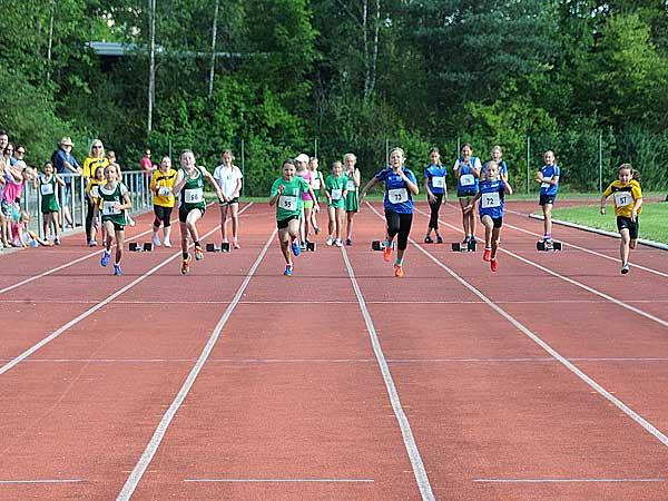 Foto: Jugend-Olympiade 2016: Leichtathletik