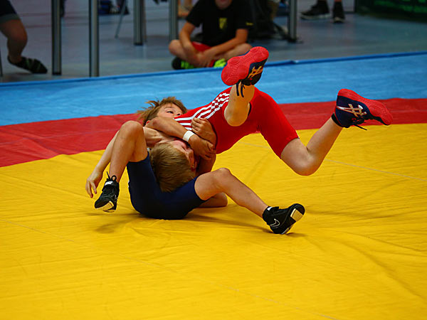 Foto: Jugend-Olympiade 2016: Ringen