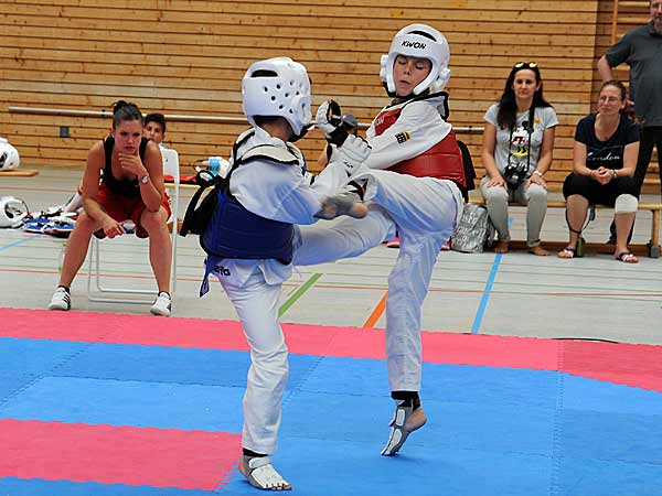 Foto: Jugend-Olympiade 2016: Taekwondo