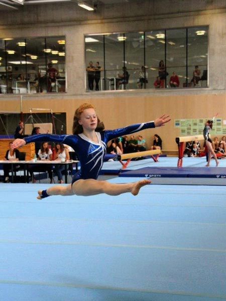 Foto: Jugend-Olympiade 2016: Turnen