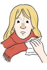 Bild: Erkältung