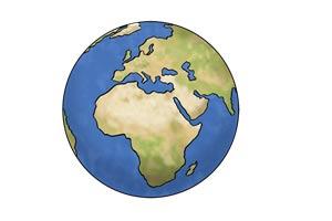 Bild: Erde
