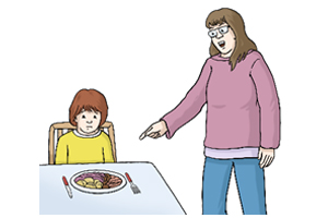 Bild: Mutter und Kind