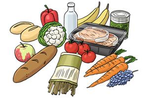 Bild: Lebensmittel