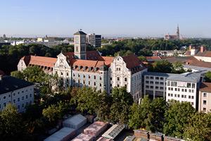 Foto: Landratsamt München - Blick vom Kirchturm