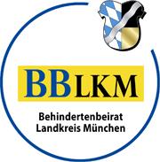 Grafik: Logo des Behindertenbeirat