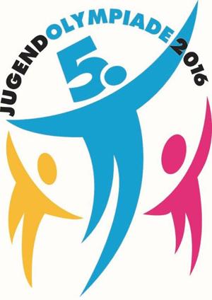Grafik: Logo Jugendolympiade 2016