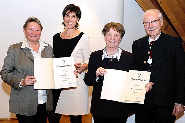 Foto: Preisträger der Umweltehrung 2014