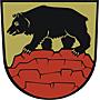 Bild: Wappen der Gemeinde Bärenstein