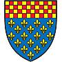 Foto: Wappen der Stadt Meulan
