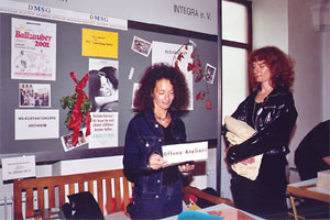 Foto: Fraueninformationsbörse vitaminF