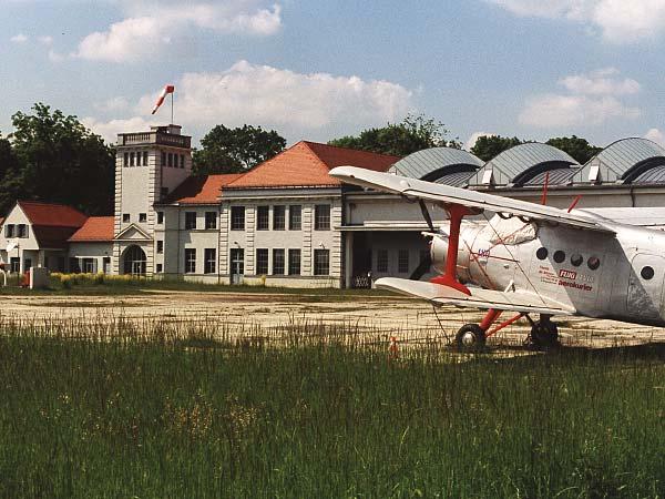 Foto: Deutsches Museum - Flugwerft Schleißheim