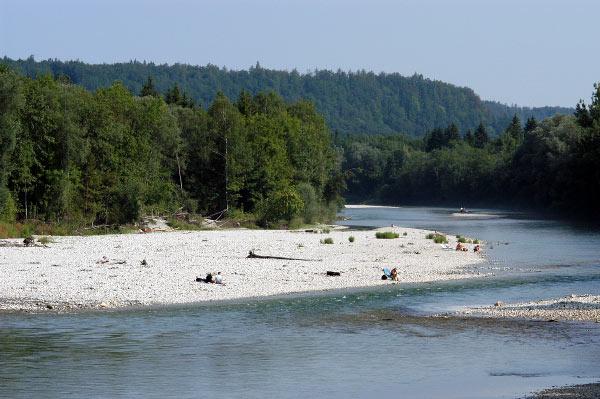 Foto: Isarauen Süd