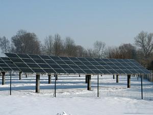 Foto: Solarfläche