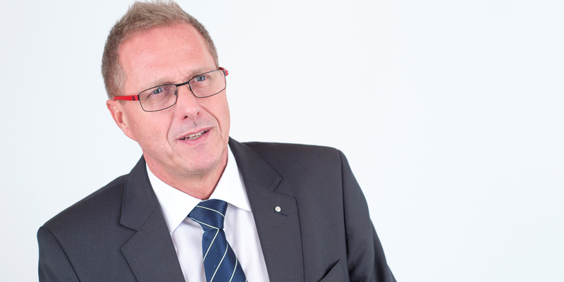 Foto: Ab 1. Juni 2017 neuer Leiter des Geschäftsbereiches Arbeit, Jugend und Soziales im Landratsamt München: Harald Neubauer.