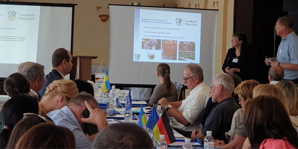 Deutsch-ukrainischer Expertenaustausch