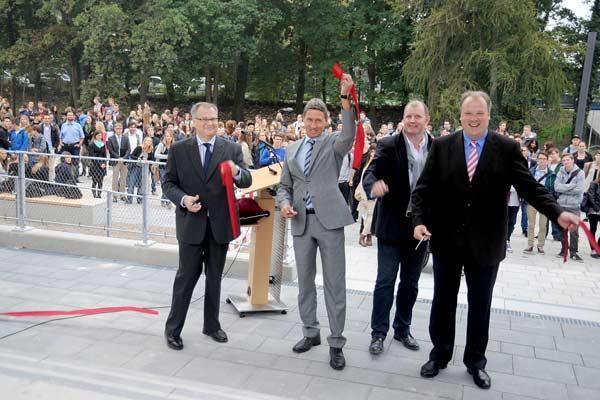Foto: Eröffnung der FSO/BOS in Unterschleißheim