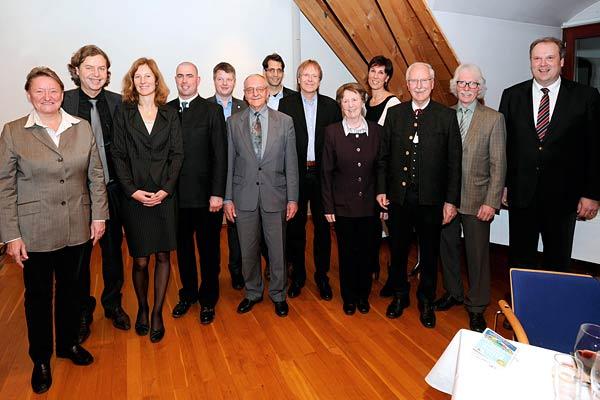 Foto: Gruppenfoto der Preisträger auf der Energiepreisverleihung