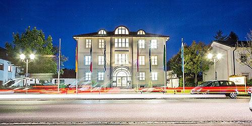 Foto: Rathaus von Aschheim