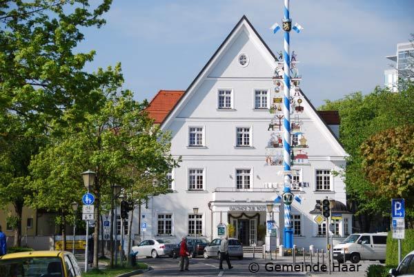 Foto: Rathaus Haar