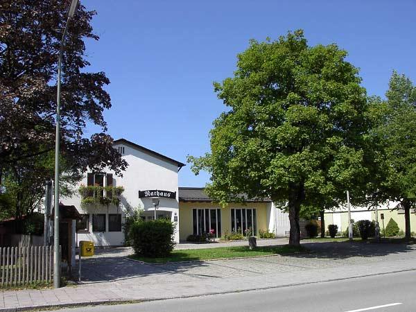 Foto: Rathaus Höhenkirchen-Siegertsbrunn