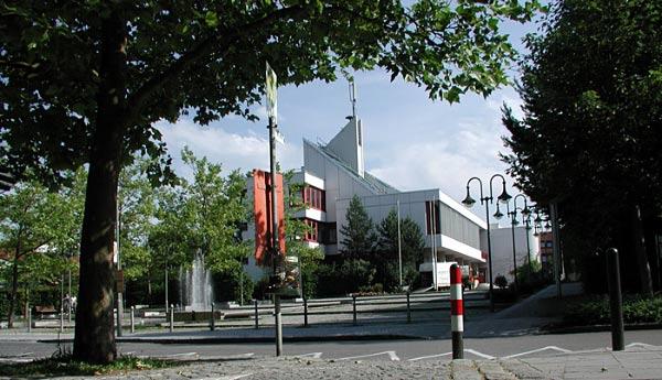 Foto: Rathaus Taufkirchen