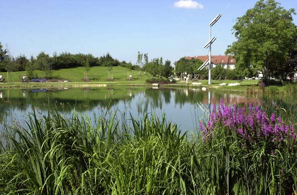 Foto: Valentinspark Unterschleißheim
