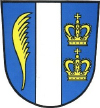 Grafik: Wappen Aying
