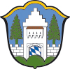 Grafik: Wappen Grünwald
