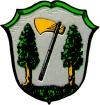Grafik: Wappen Haar