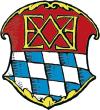 Grafik: Wappen Oberschleißheim