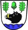 Grafik: Wappen Sauerlach