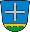 Grafik: Wappen Straßlach-Dingharting